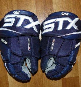 Проф хоккейные перчатки STX Stallion 500