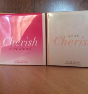 парфюмерная вода аvon cherish