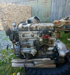 Двигатель УАЗ 469