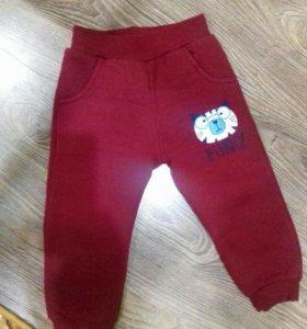 Новые Утепленные штаны