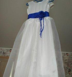Платье на выпускной (4 класс)