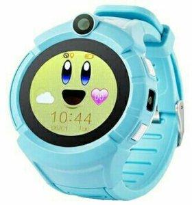 Умные часы для детей часы Smart Baby Watch Q610