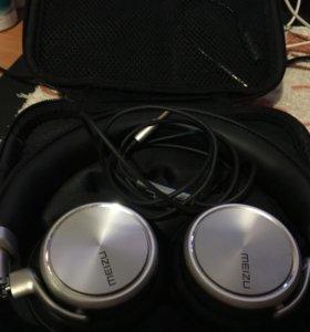 Наушники meizu HD50