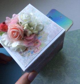 Денежная коробка (подарки)