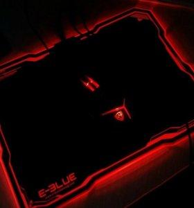 Игровой коврик для мыши. RGB.