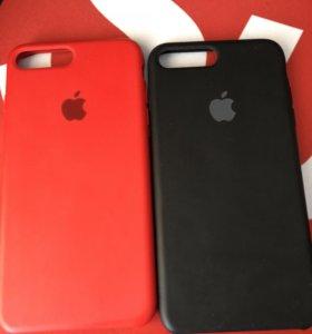 Бампера на iPhone 8 plus