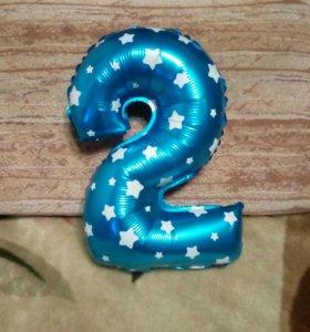 Цифра на 2 годика