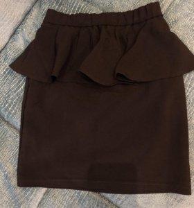 Отдам юбку даром! 34 размер