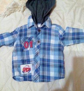 Рубашечки для малышша