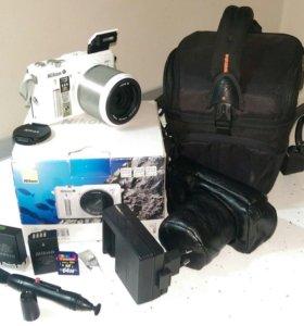 Водонепроницаемая Nikon 1 AW1 с готовым комплектом