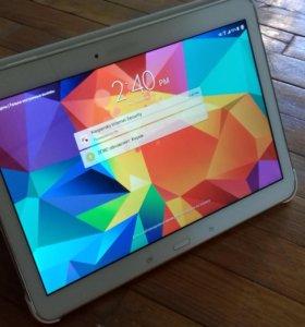 Планшет Samsung Galaxy Tab 4 10.1 SM-T530 (белый)