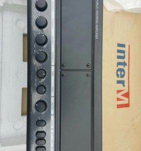 Усилитель трансляционный Inter M PAM 360A (+480 на