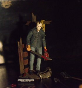 Friday The 13th Jason Voorhees Kaiyodo Revoltech