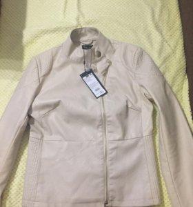 Куртка новая кож.зам