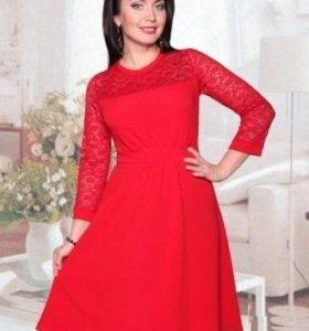Платье женское р-р 46-48