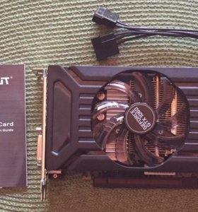Palit Geforce 1060 (3Gb) Dual