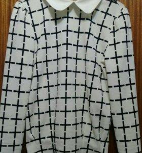 Блуза. Приталеная