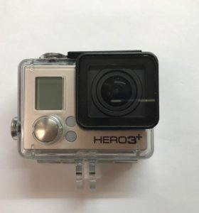 GoPro Hero 3+ Black Edition (+32gb,палка для воды)