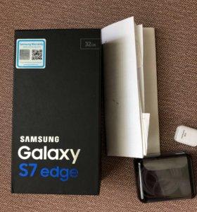 Samsung s7edge 32gb на запчасти
