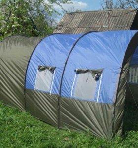 Палатка 4 х местная с тамбуром