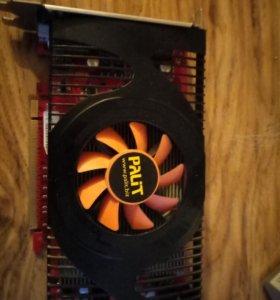 видеокарта Nvidia GTS 250