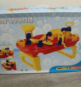 Игровой набор водный мир