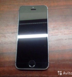 iPhone SE 32 gb apple