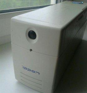 ИБП Ippon back power pro 700