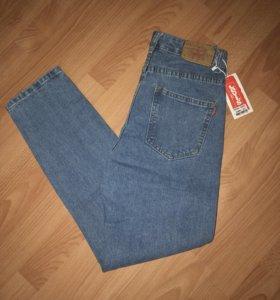 Новые джинсы бананы