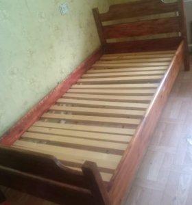 Кровать (с матрацем)