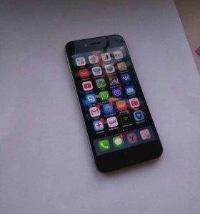 Iphone 6 64 gb обменяю на рср или пп пневматику.