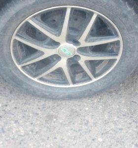 Обмен на диски R14-R15
