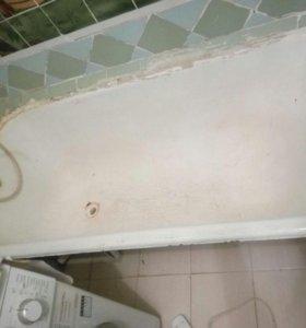 Реставрация ванны. Обновление ванн