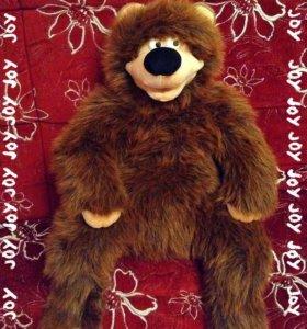 Медведь новый, 45 см.