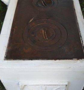 Печь котёл водяного отопления
