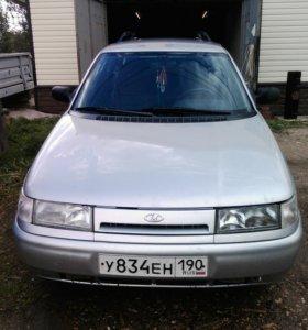 ВАЗ (Lada) 2111, 2002