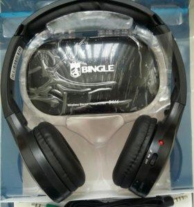 Безпроводные наушники Bingle 616