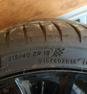 Michelin Pilot Sport PS4 215/40 R18 89Y XL