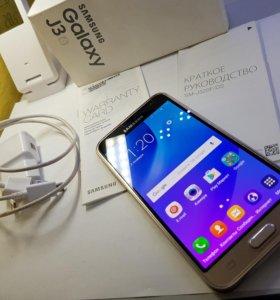 Смартфон samsung j3 2016
