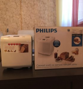 Хлебобечка Philips