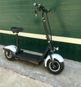 Электросамокат Citycoco X1 Mini