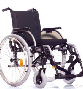 Кресло-коляска для инвалидов с ручным приводом+дос