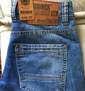 Новый мужской брюки