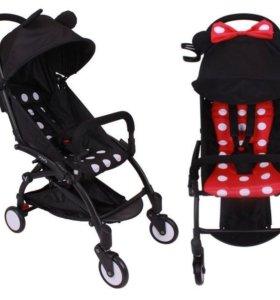 Новая прогулочная коляска yoya (Baby Time)