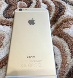 iPhone 6 Plus 64 Гб Gold