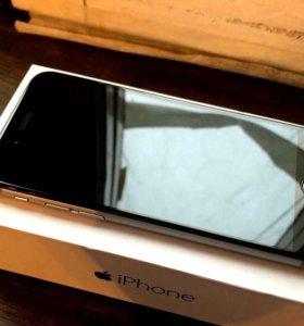 Айфон 6 16гб space gray