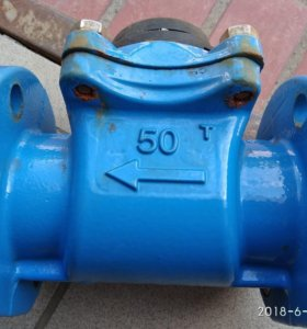 Приборы учёта воды