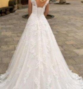 СРОЧНО!!! ТОРГ!!!Свадебное платье
