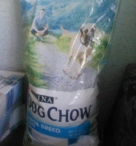 Корм Purina Dog Chow 14кг