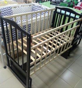 Детская кроватка Magico mini